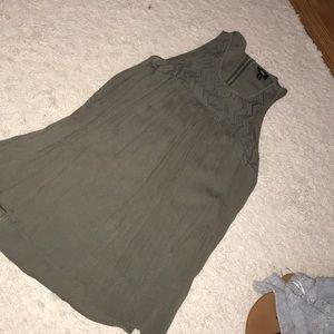 Never worn flowy tank top